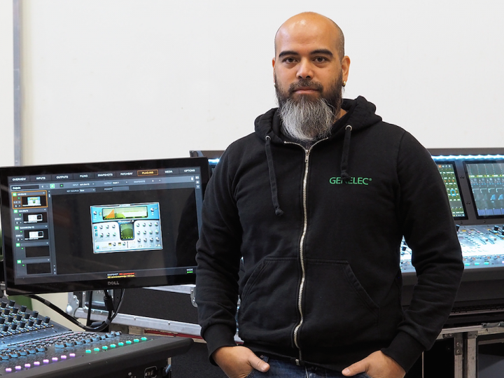 Finland's Ilkka Ruutu on Avid Live and Studio Systems