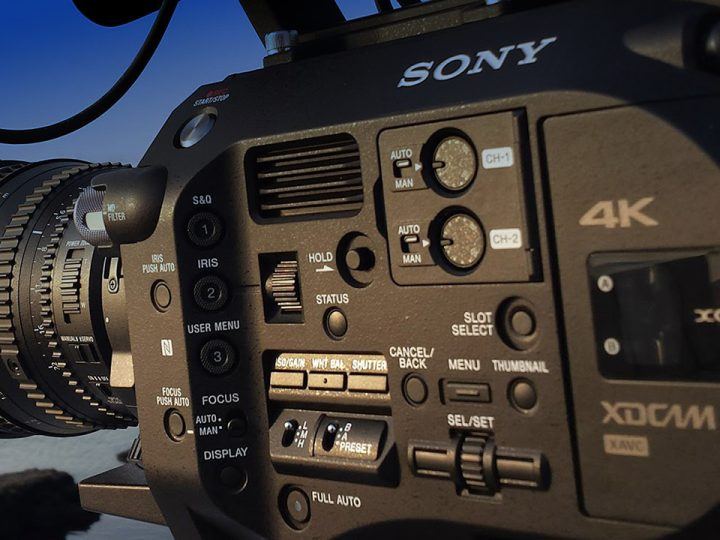 Introducing Sony XAVC-L Production Workflows