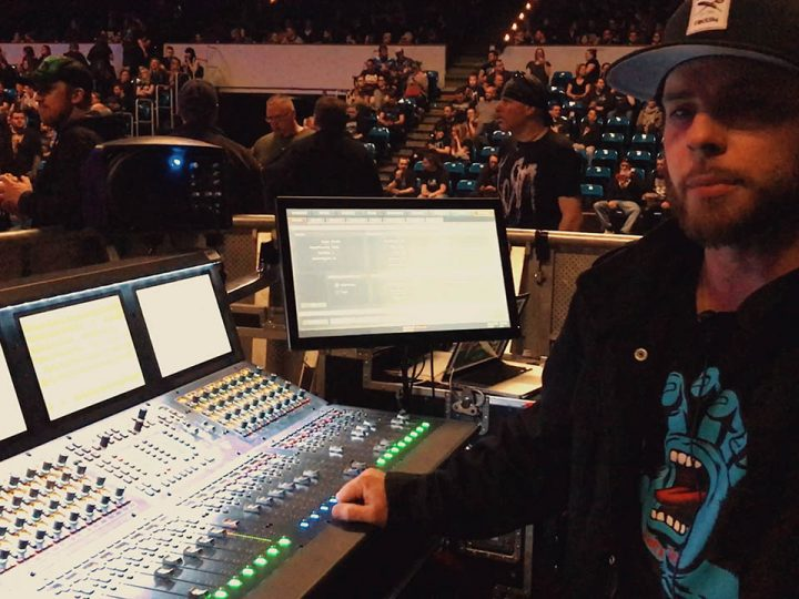 Interview mit Marko Vujovic – Production Director und FOH Mixer für KORN
