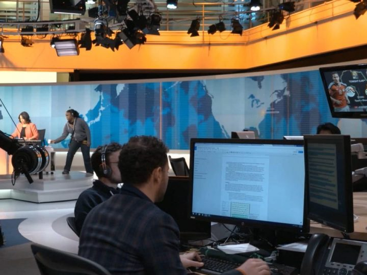 Building a Global News Network – Inside look at the Al Jazeera Newsroom Transformation