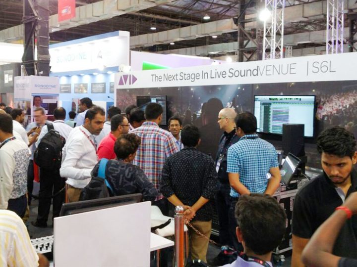 Avid at PALM Expo India 2017—Turning up Creative Possibilities