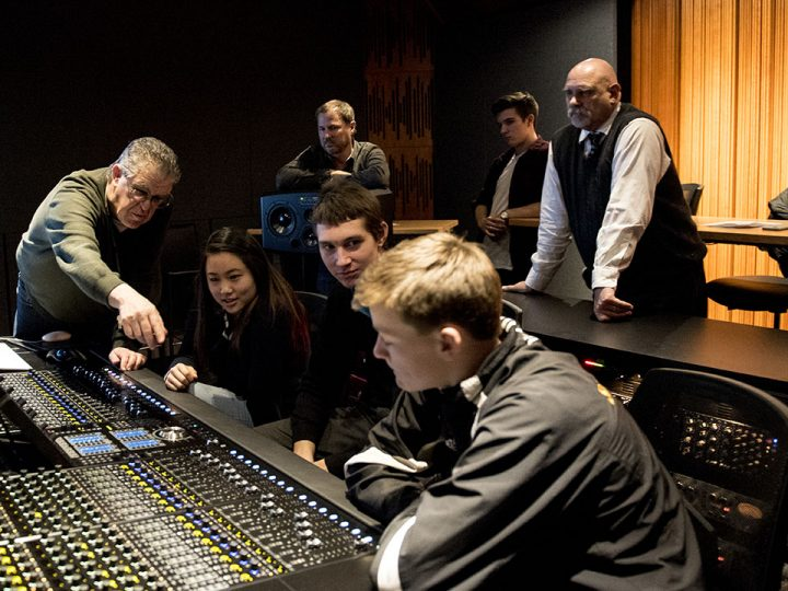 Shawnigan Lake School Students Get Creative with Industry-Leading Avid Tools