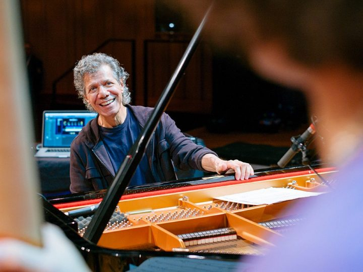 Jazz Music Legend Chick Corea on Composing with Sibelius