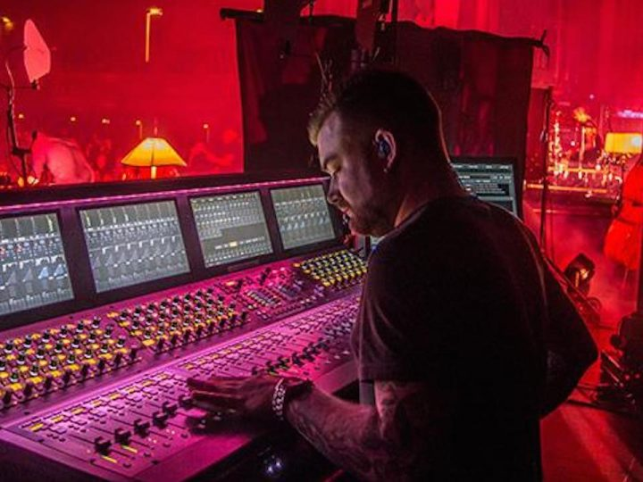 VENUE | S6L: On Tour with Paddi Krause and In Flames