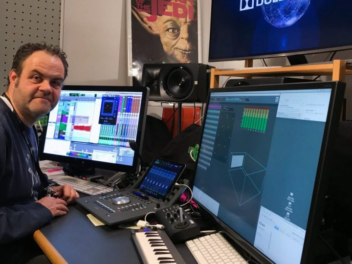 Power, Speed, Performance. Jesper Eriksson Harnesses the Power of Pro Tools | HDX to Stay Ahead of the Competition
