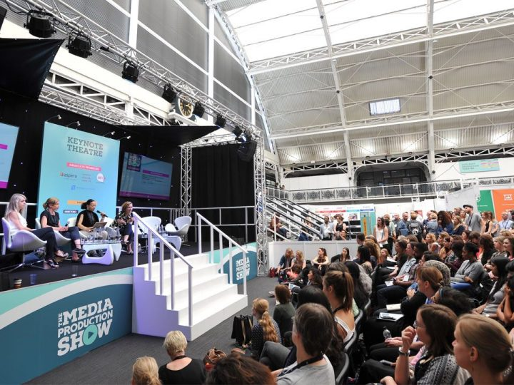 Creative Industries Converge at the Media Production Show 2017