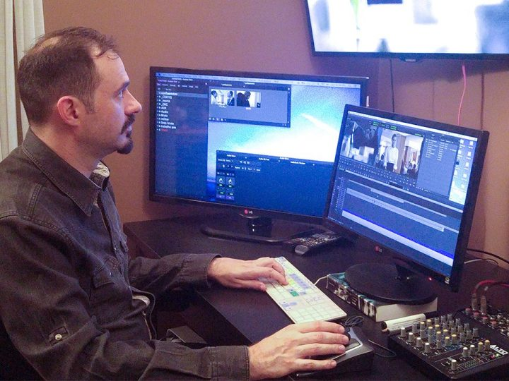"Shaping Creative Ideas on the Timeline — Gustavo Giani Cuts ""Trust Me"" with Avid Media Composer"