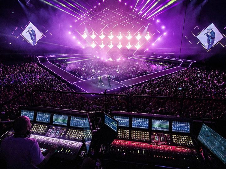 VENUE | S6L Supports Breathtaking Production at Oslo's Spektrum Arena