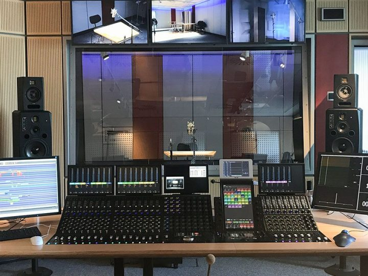 NDR Radio Station Invests in Pro Tools | S6 to Be Used with Third-Party DAW, Sequoia