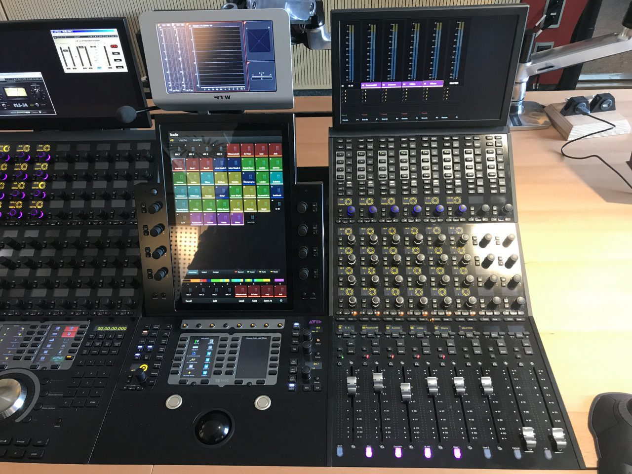 NDR Radio Station Invests in Pro Tools | S6 to Be Used with Third