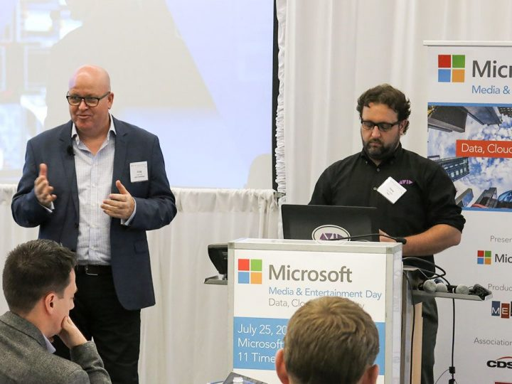 Avid and Microsoft Showcase Joint Cloud Strategy at MESA's Media & Entertainment Day and SIGGRAPH