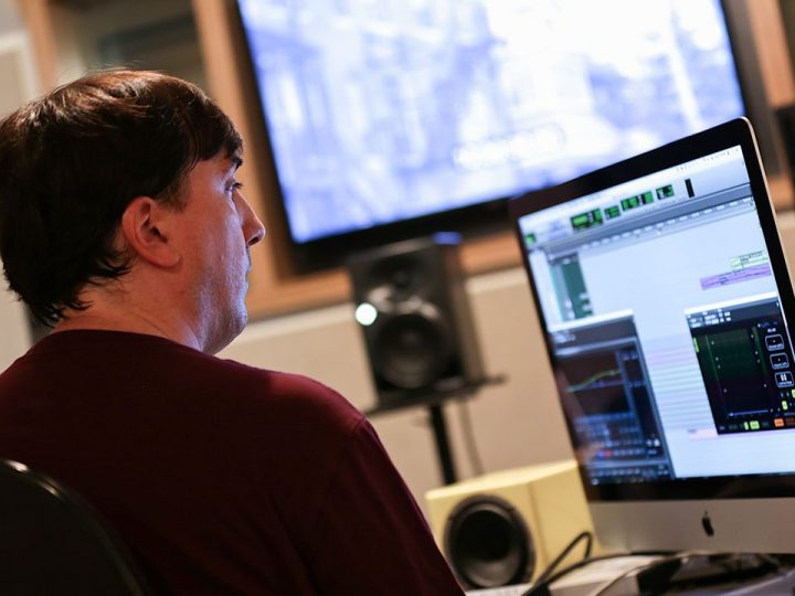 From Full-time to Freelance: How Audio Post Engineer Damian Kearns Made the Jump with Pro Tools