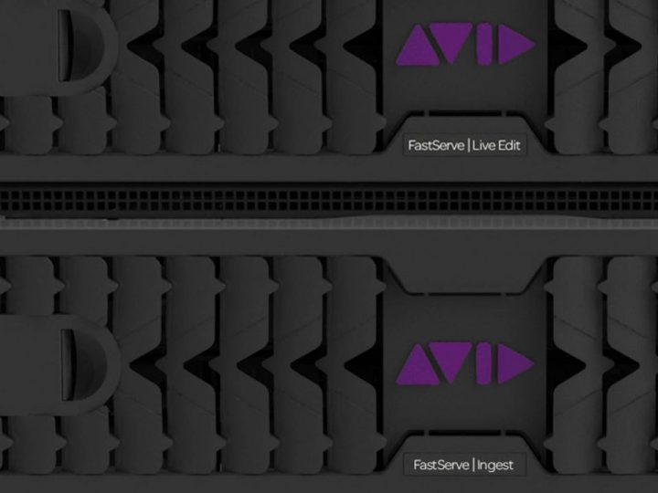 Built for Speed — Avid's Next Generation Server Announced at IBC 2017