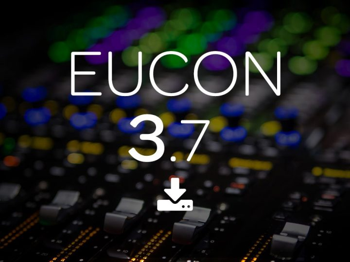 What's New in EUCON 3.7