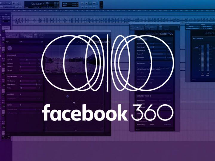 Facebook 360 Spatial Workstation and Pro Tools | HD 12.8.2