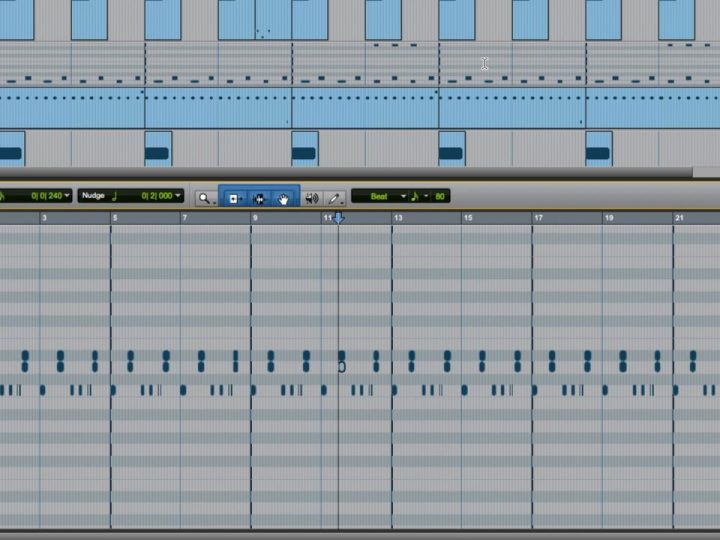 Speeding up MIDI Workflows with Pro Tools 12.8.2