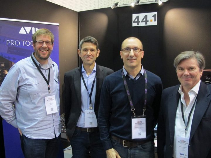 Les experts Avid Technology en force sur le SATIS 2017