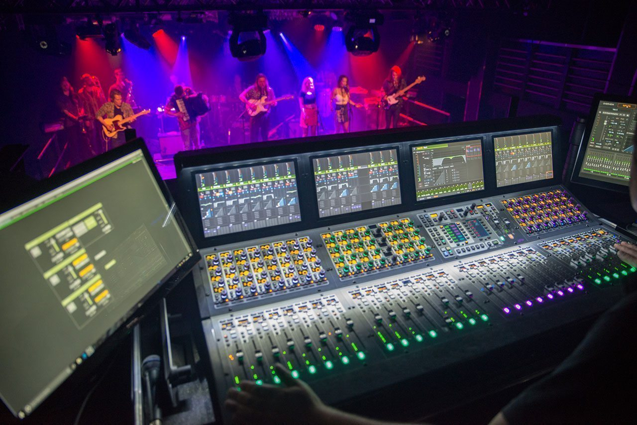 The Liquidroom Turns to Avid for Edinburgh Fringe Festival Live ...