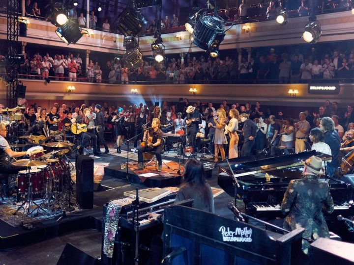 Peter Maffay Pulls the Plug for MTV Unplugged Show Mixed by Ronald Prent Using the Avid VENUE | S6L
