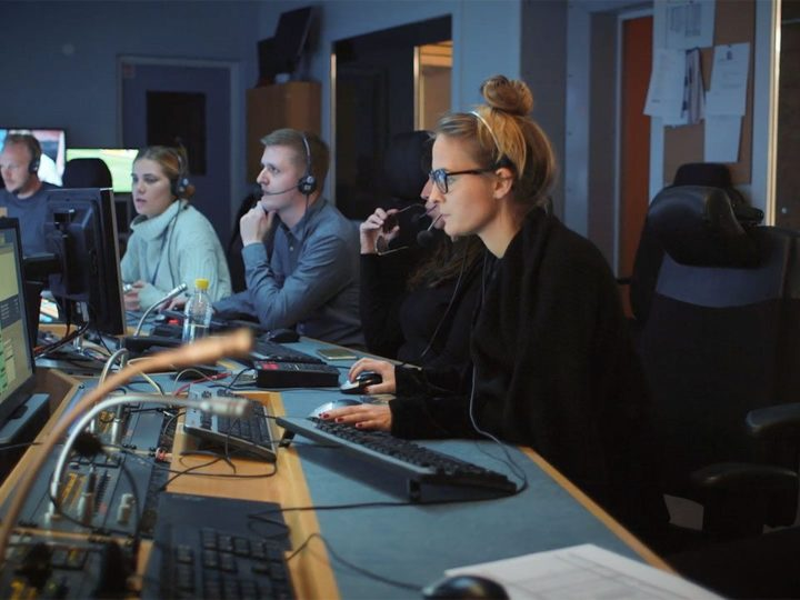 Avid Captures the Action for Icelandic Broadcaster RÚV