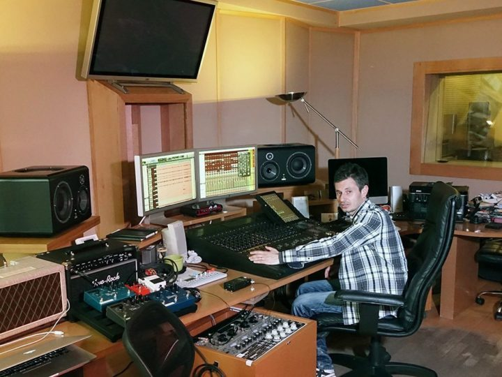 Christophe Battaglia : au cœur de la production musicale avec Avid Pro Tools | S6