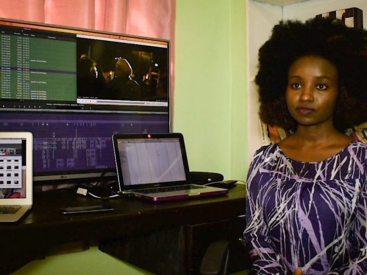 Making the Cut: Charity Kuria – Catching her First Feature Film Break