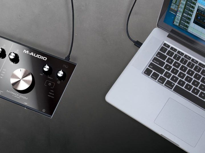 M-Audio Adds Pro Tools | First Software to Their Audio Interfaces and Controllers
