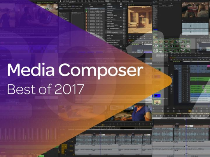 Media Composer — Best of 2017
