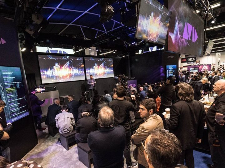 Avid Alliance Partners at NAMM. See and Hear Them Everywhere—Join Us at the Show.