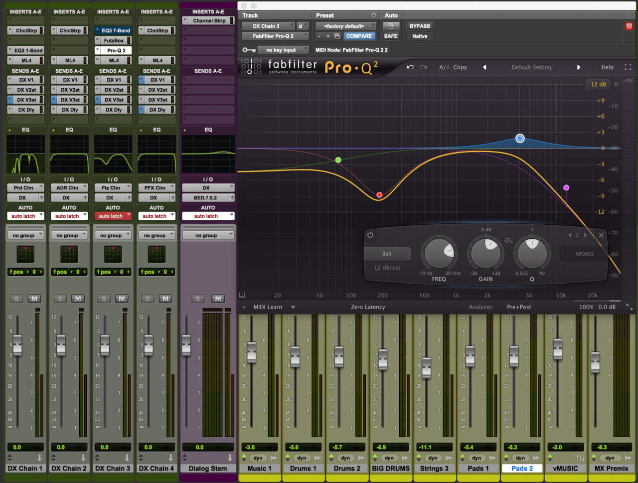 Get a Better View of Your Mix with Pro Tools 2018