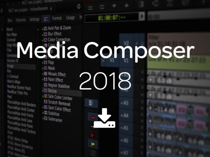 Media Composer 2018 — a New Way of Versioning Your Favorite Editing Software