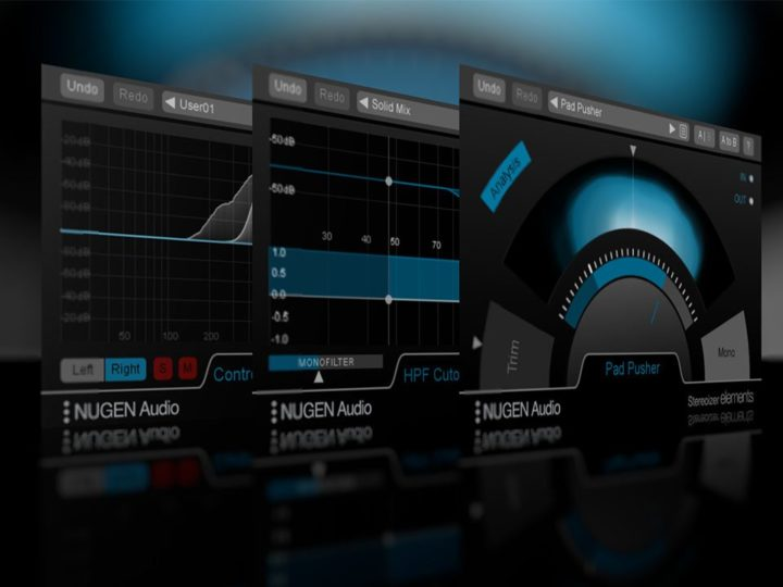 NUGEN Audio StereoPack Elements — Instant Access to the Big Sounds Professionals Strive For