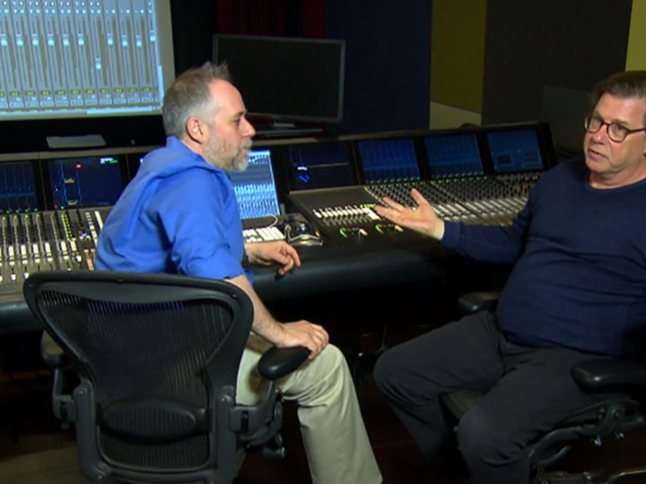 Nathaniel Kunkel and Alan Meyerson Discuss Aspects of the Audio Packing Problem