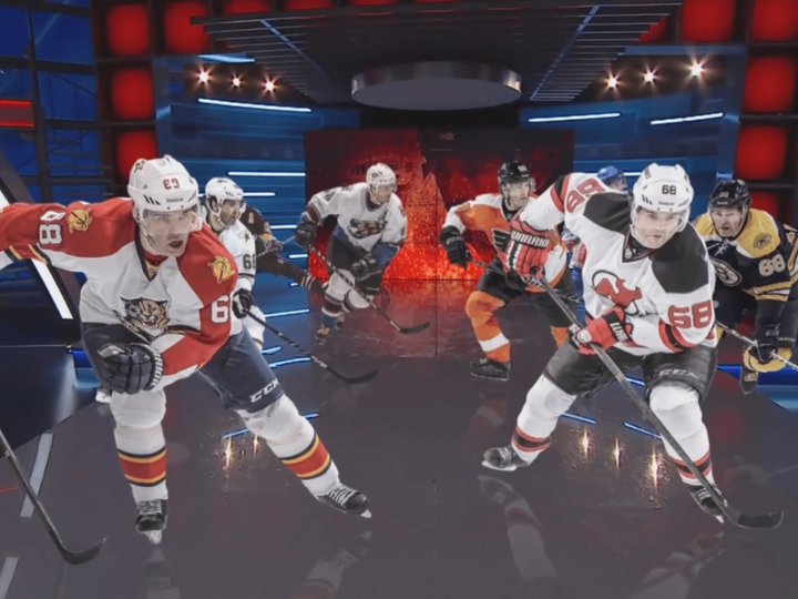 The People Behind the Tech — Delivering Compelling Sports Content for Hockey Night in Canada