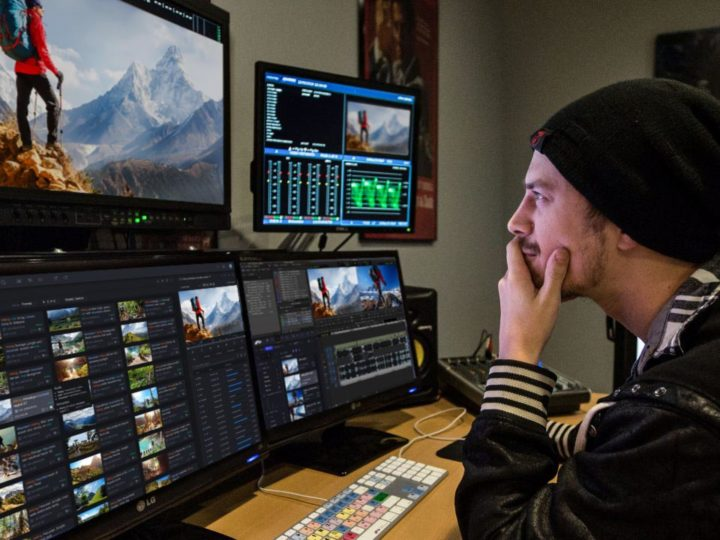 Meeting the Needs of Modern-day Post Production with MediaCentral | Editorial Management