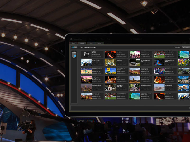 Introducing Avid Maestro | PowerWall at NAB 2018