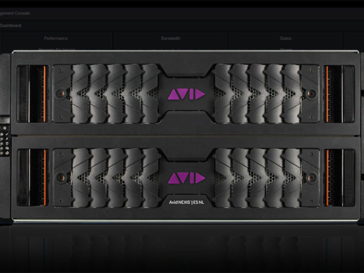 New Horizons for Fast Access to Archived Media — Introducing Avid NEXIS | E5 NL at NAB 2018