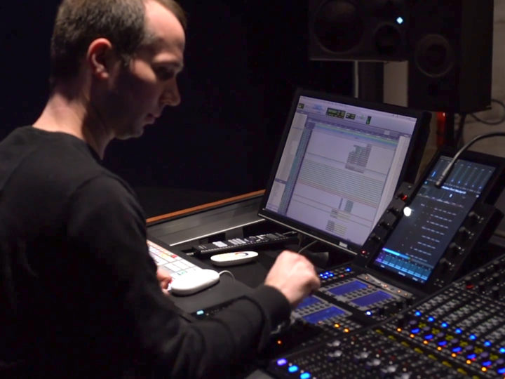 Bauer Studios Embraces Immersive Audio with Pro Tools