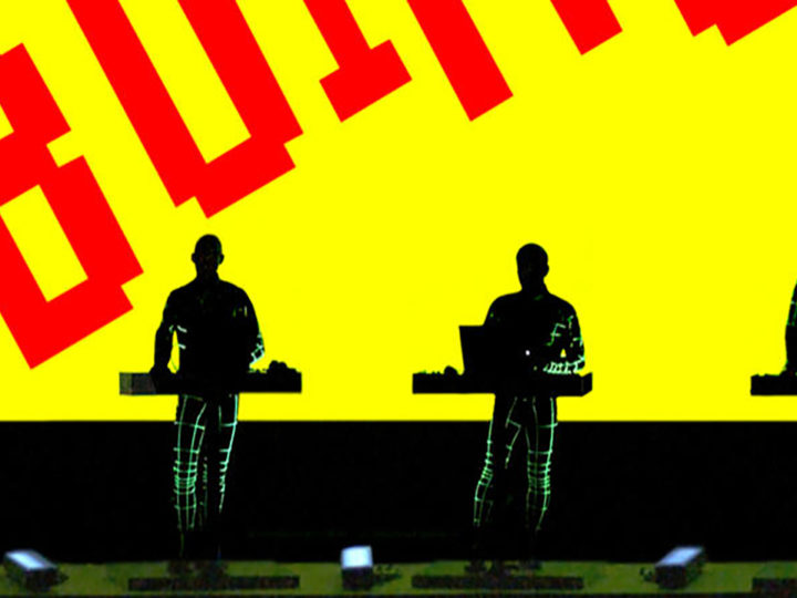 A Grammy for Kraftwerk's Blu-ray Album — 3-D The Catalogue — Dolby Atmos Surround Sound with Pro Tools