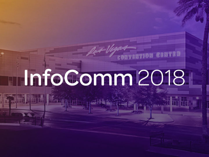 Avid Live Sound and Studio Systems at InfoComm 2018