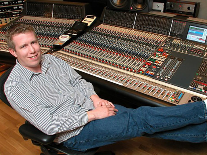 In the Mix: Q&A with GRAMMY®-winning engineer, Darrell Thorp
