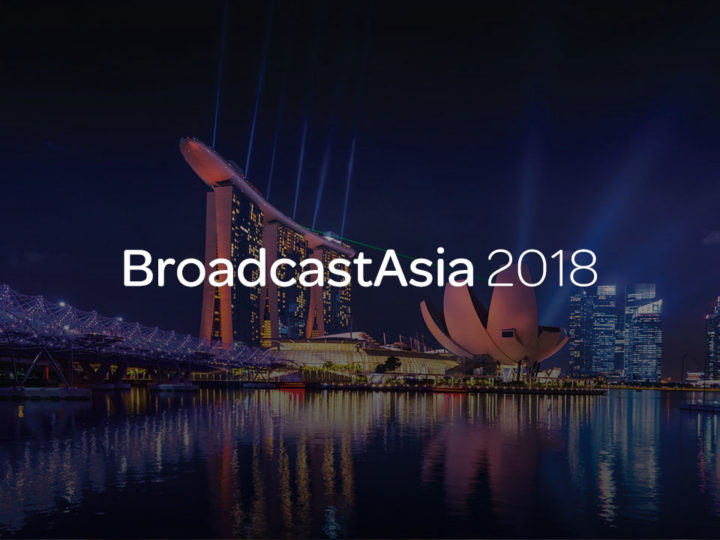 Avid at BroadcastAsia 2018 — Capture the Future