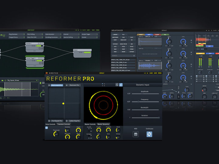 Get 40% Off Krotos Sound Design Software