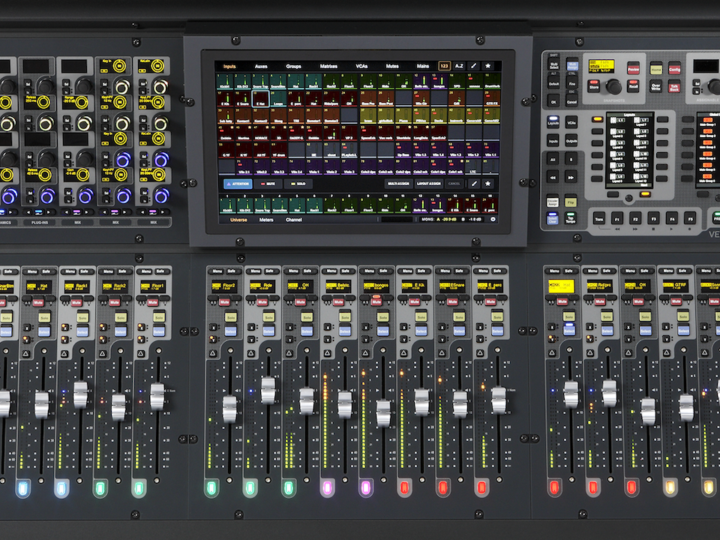 The Avid VENUE | S6L Unified Platform Expands: S6L-24C, E6L-112, and Stage 32 Now Available