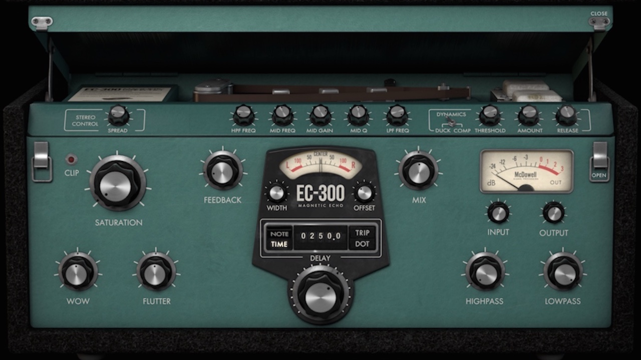 Developing MCDSP's EC-300, NR800, and 6034 Plugins with Colin McDowell