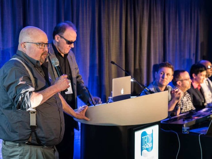 Avid to Host 2019 NAMM Pro Accessibility Panel