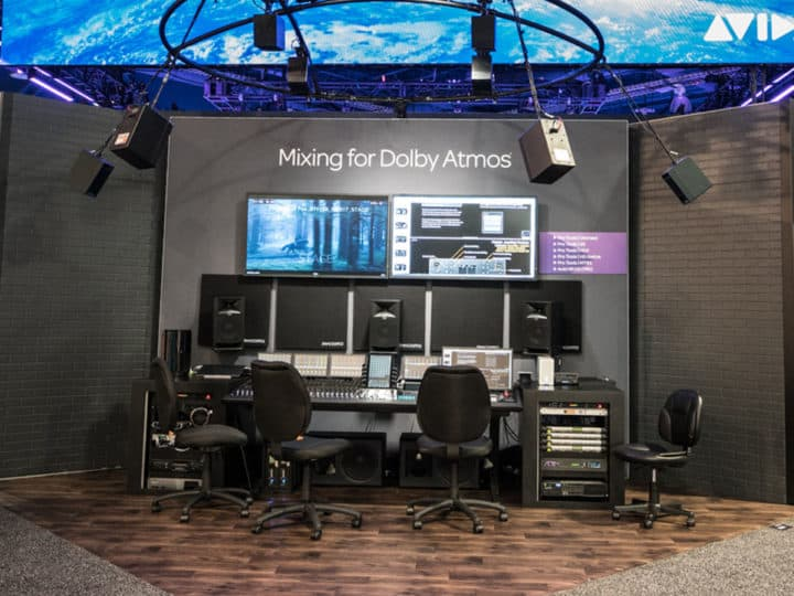 Avid at NAB 2019: Innovating a Definitive Immersive Audio Solution