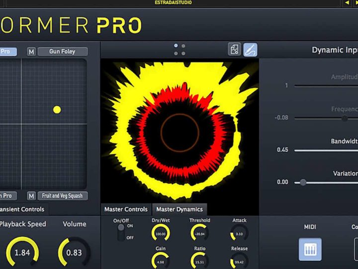 Get 40% OFF Reformer Pro. Transform Your Input. Perform Your Sound Design.