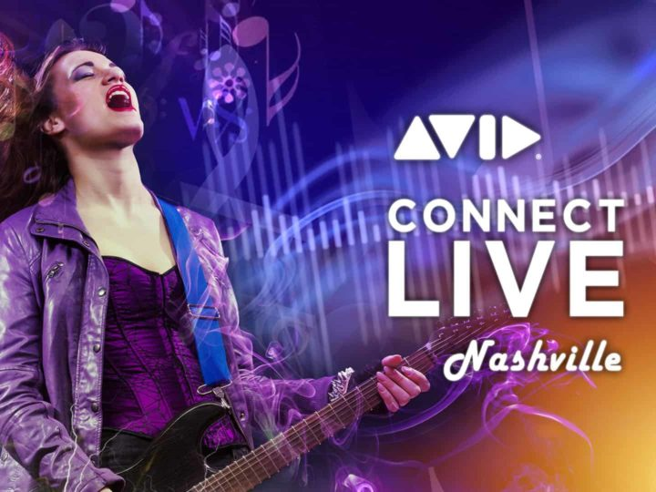 5 Reasons to Get Pumped about Avid Connect Live at Summer NAMM 2019 in Nashville