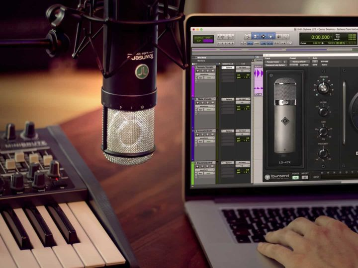 Sphere L22 Microphone Modeling System: Now Supporting HDX